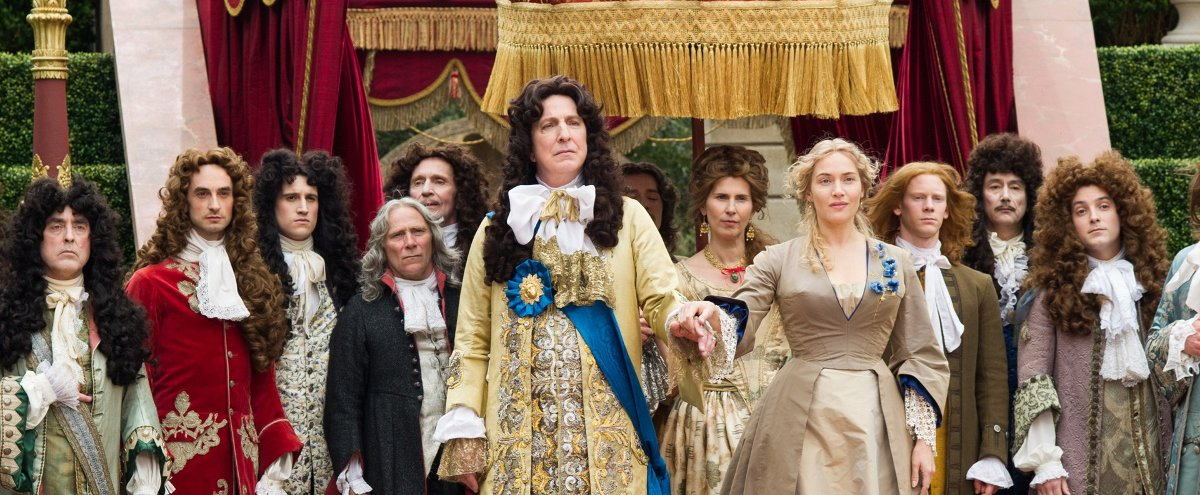 Film: A Little Chaos feature image
