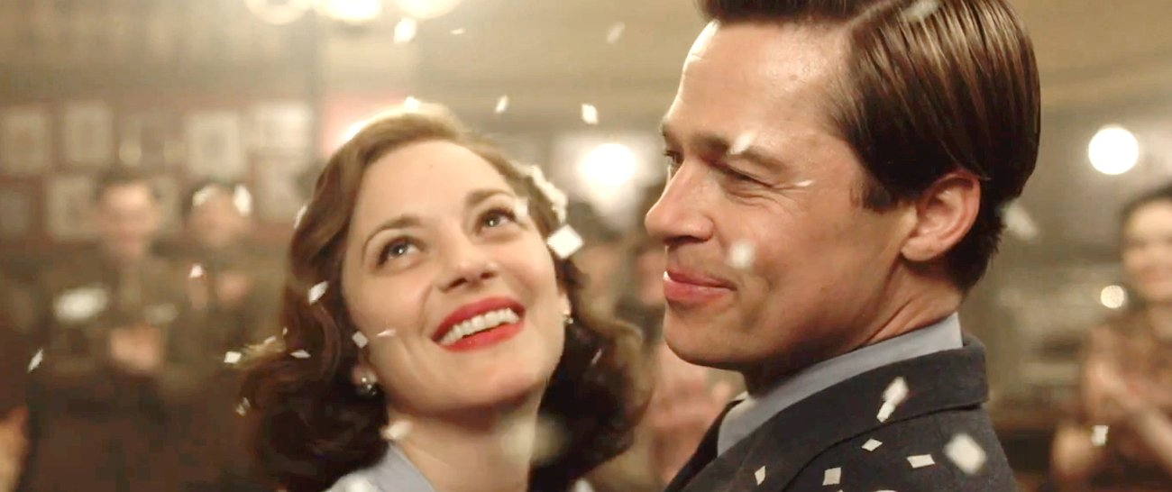 Film: Allied feature image