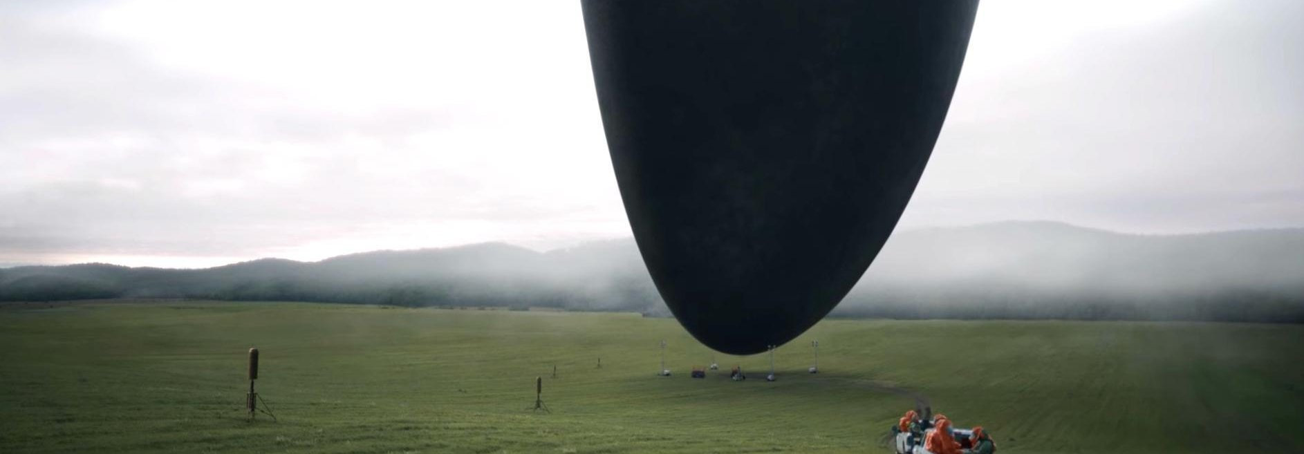 Film: Arrival feature image