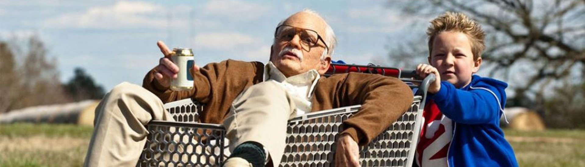 Film: Jackass Presents: Bad Grandpa feature image