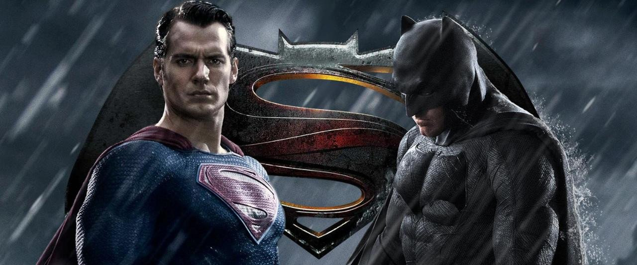 Film: Batman v Superman: Dawn of Justice feature image