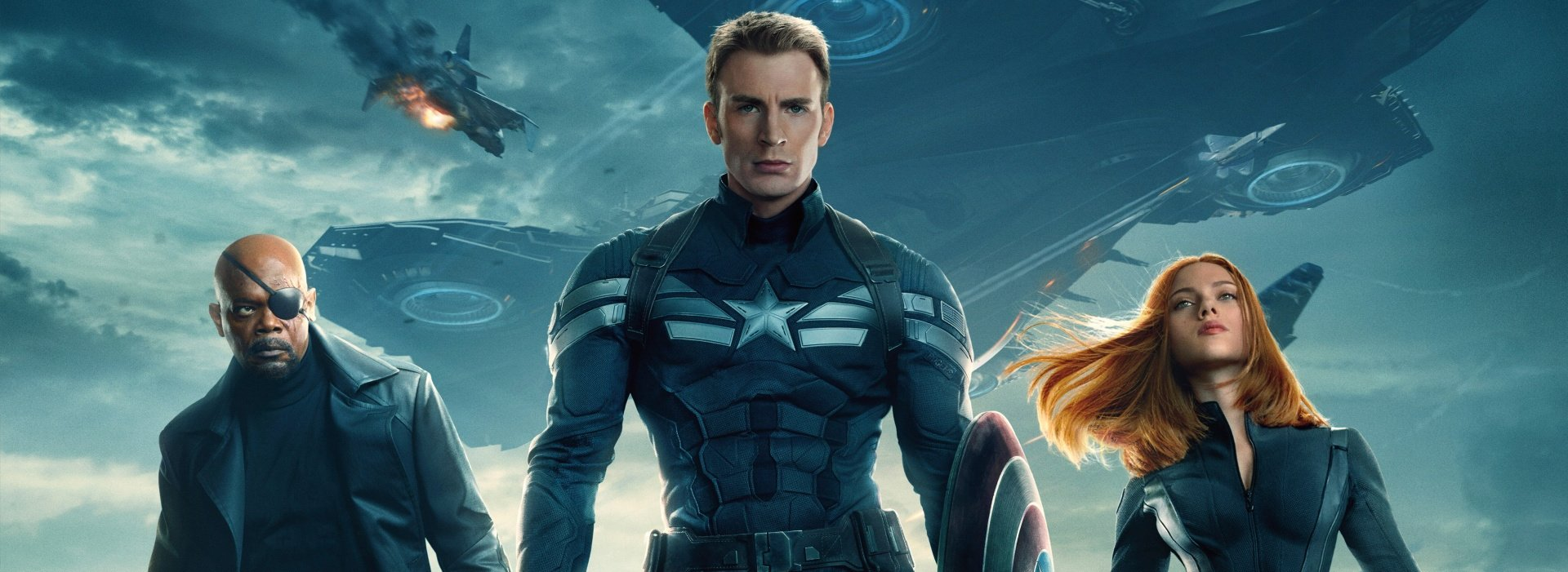 Film: Captain America: The Winter Soldier feature image