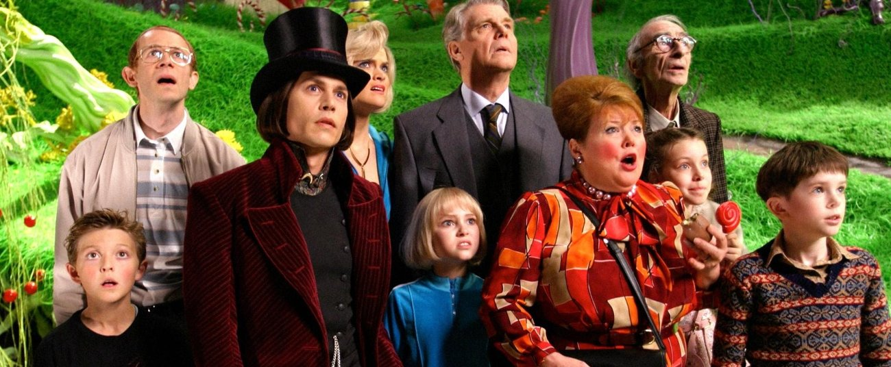 Take 2: Charlie and the Chocolate Factory feature image