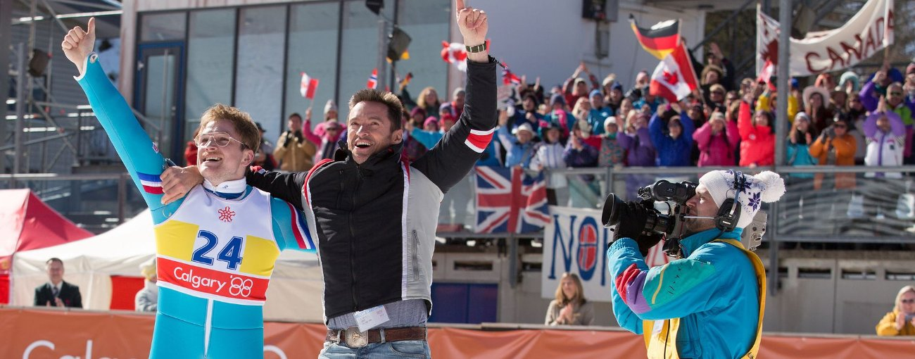 Film: Eddie The Eagle feature image