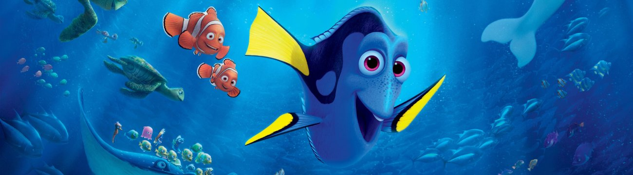 Film: Finding Dory feature image