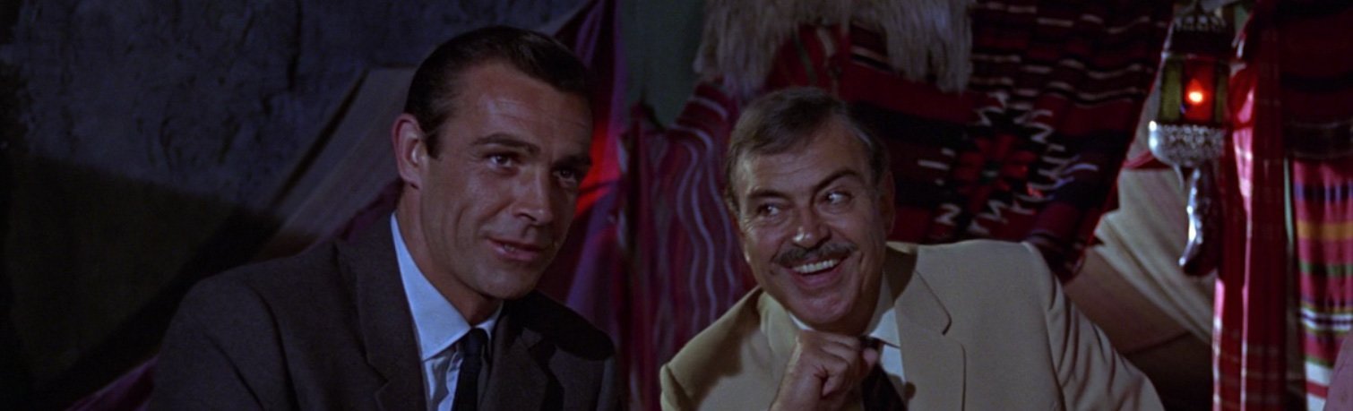 Take 2: From Russia with Love feature image