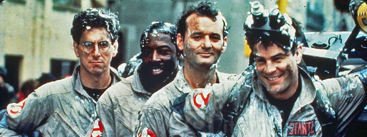 Take 2: Ghostbusters feature image