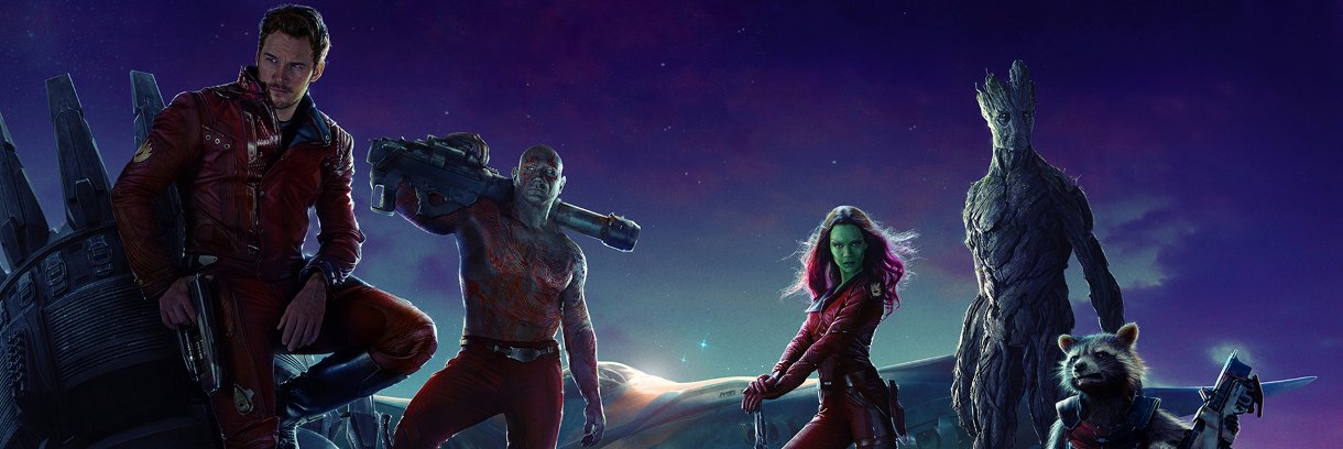 Film: Guardians of the Galaxy feature image