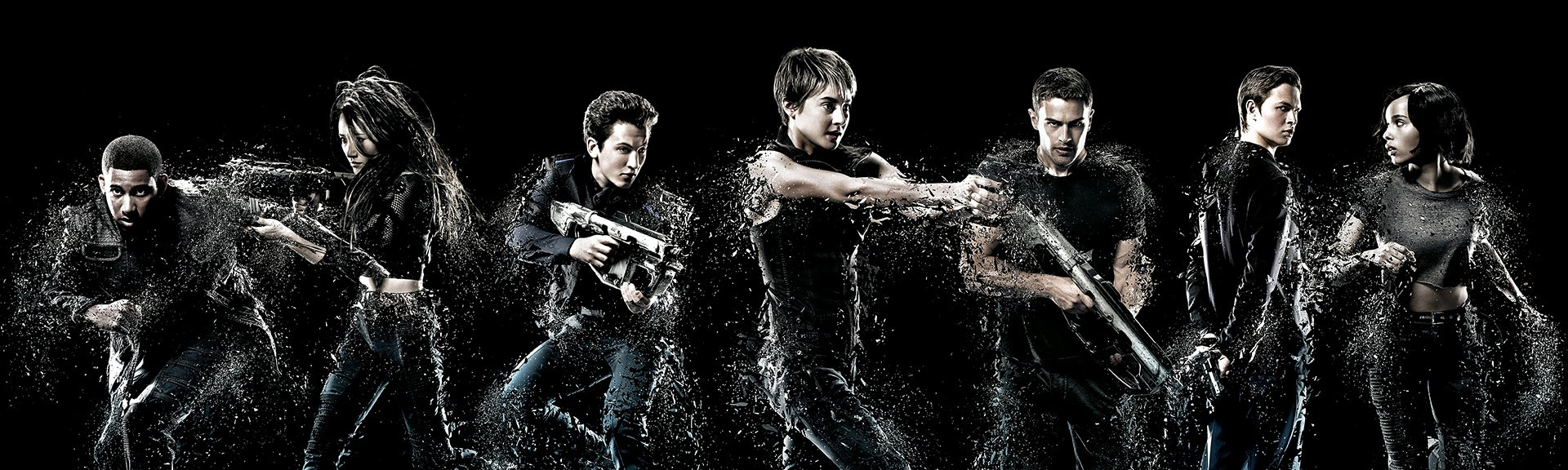 Film: Insurgent feature image