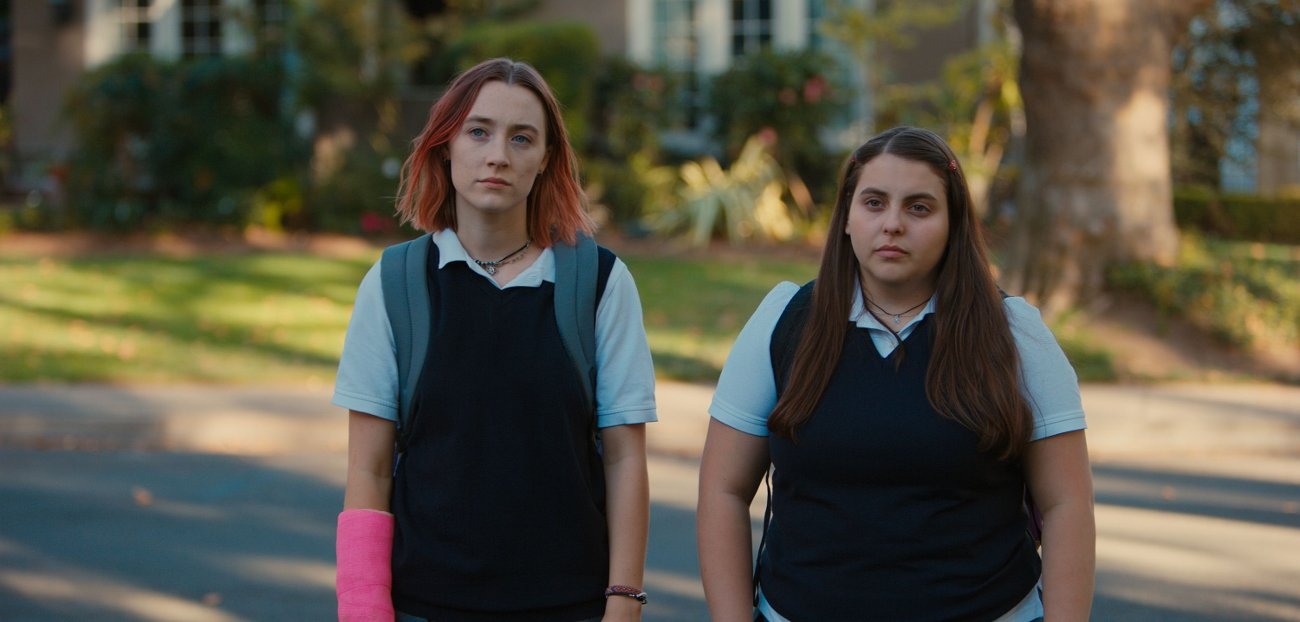 Film: Lady Bird feature image
