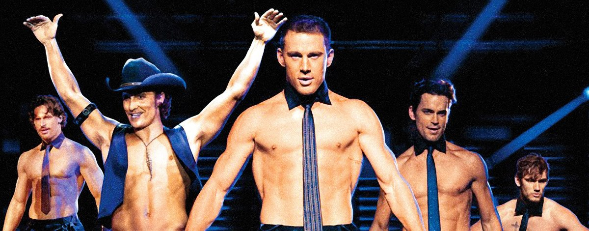Film: Magic Mike feature image