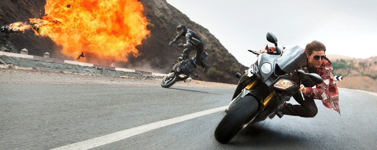 Film: Mission: Impossible - Rogue Nation feature image