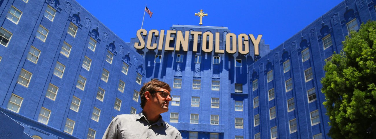 Film: My Scientology Movie feature image