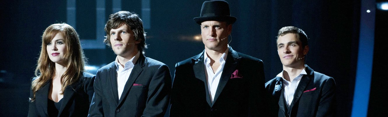 Film: Now You See Me feature image