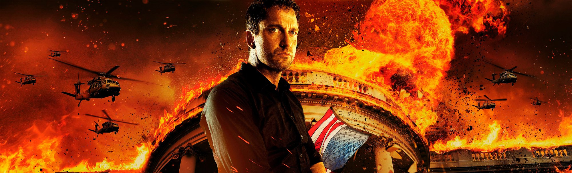 Film: Olympus Has Fallen feature image