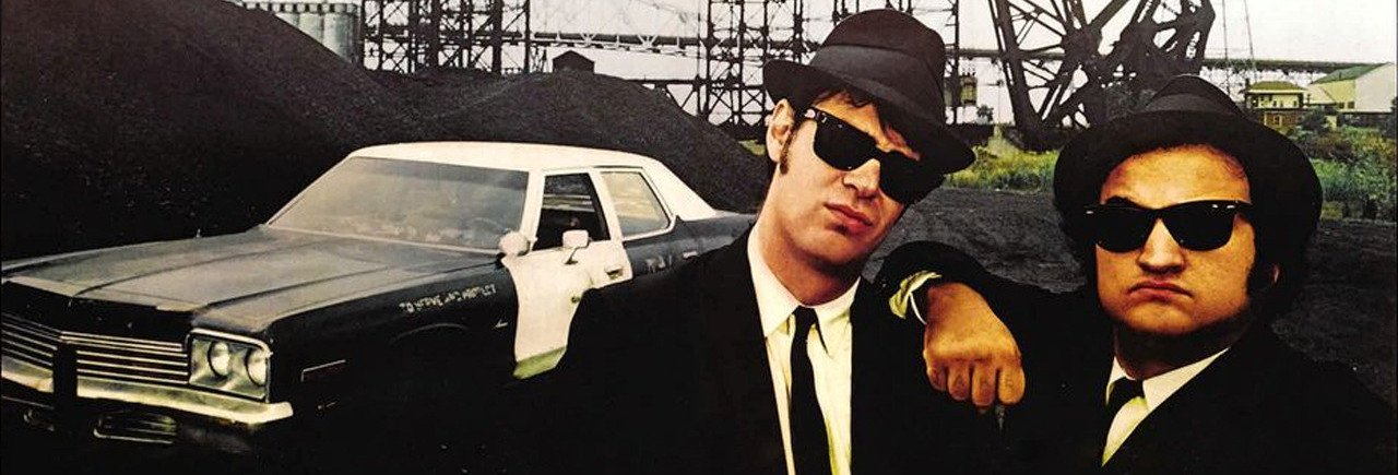 Film: The Blues Brothers feature image