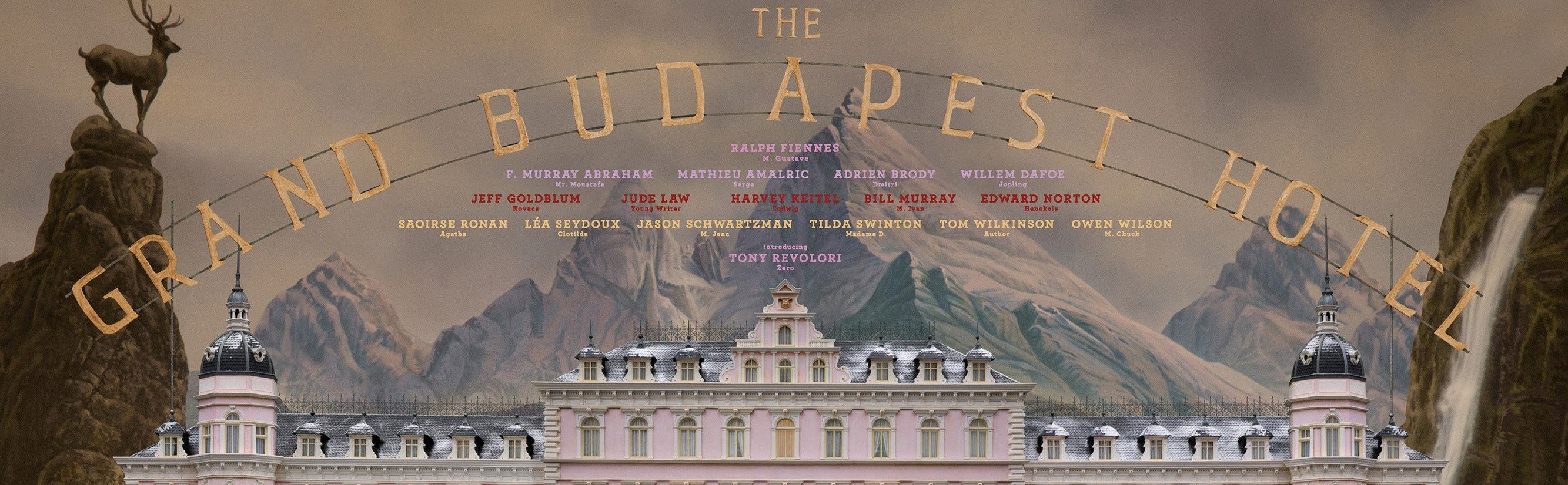 Take 2: The Grand Budapest Hotel feature image
