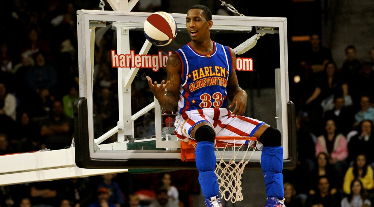 I saw The Harlem Globetrotters feature image