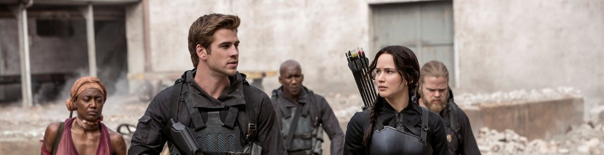 Film: The Hunger Games: Mockingjay - Part 1 feature image