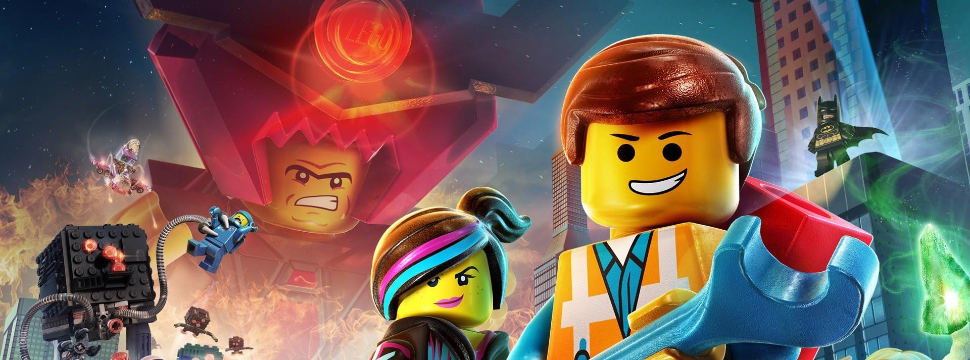 Film: The Lego Movie feature image