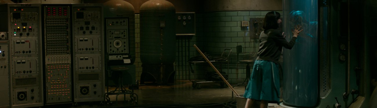 Film: The Shape of Water feature image
