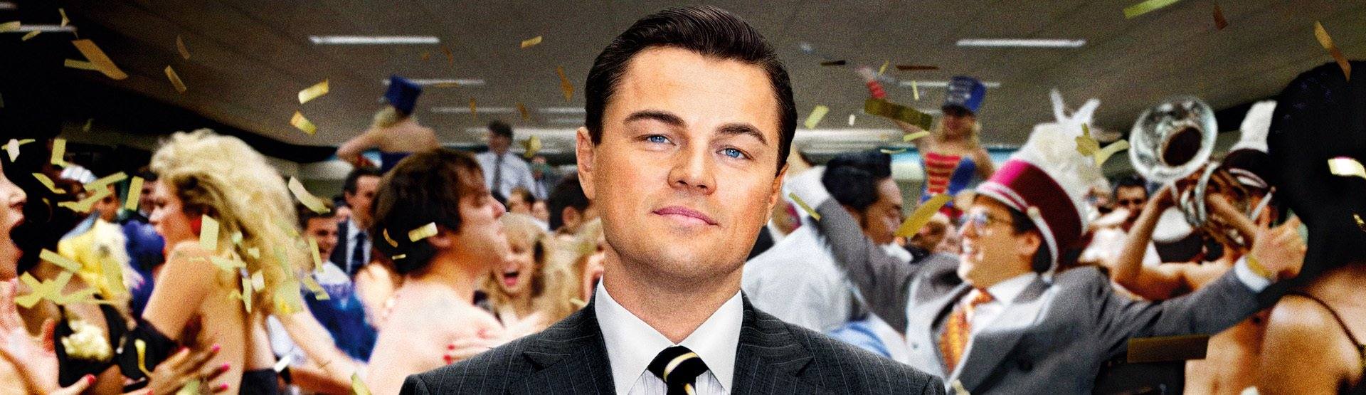 Film: The Wolf Of Wall Street feature image