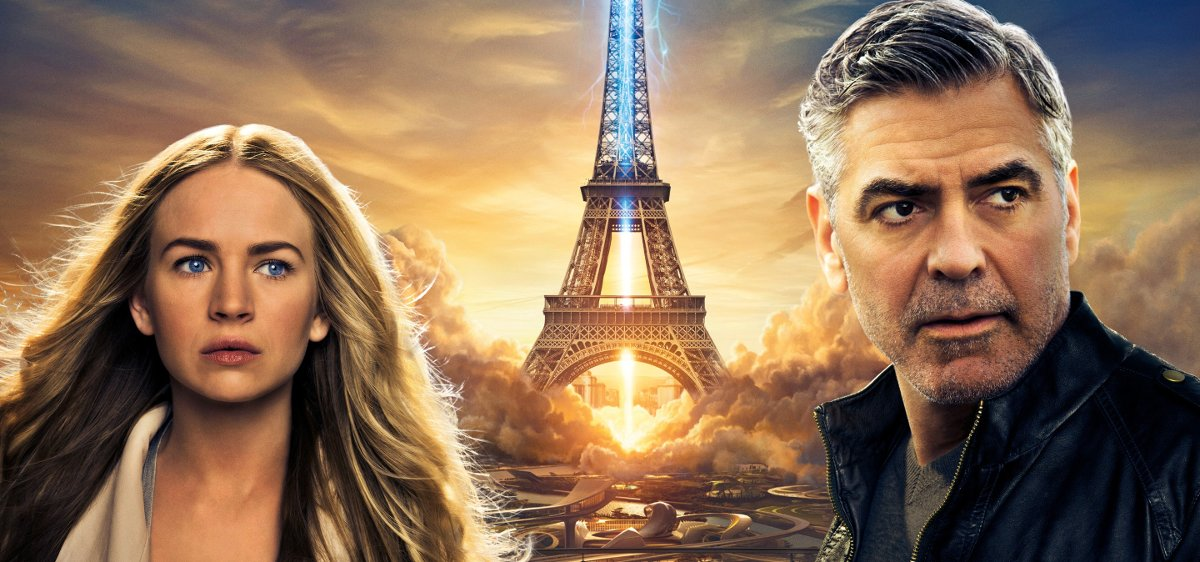 Film: Tomorrowland feature image