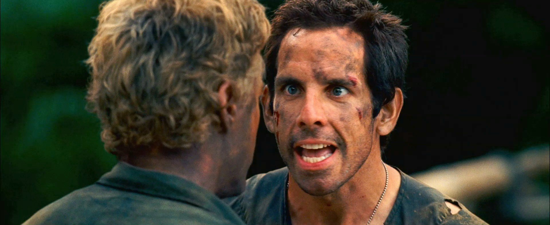 Take 2: Tropic Thunder – Ben Oliver
