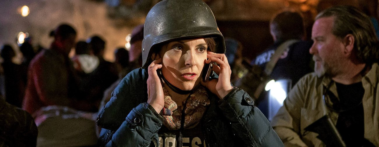 Film: Whiskey Tango Foxtrot feature image