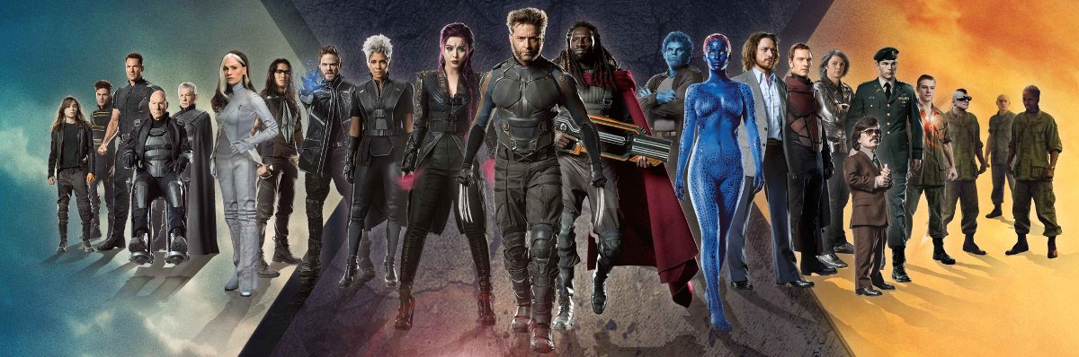 Film: X-Men: Days of Future Past feature image