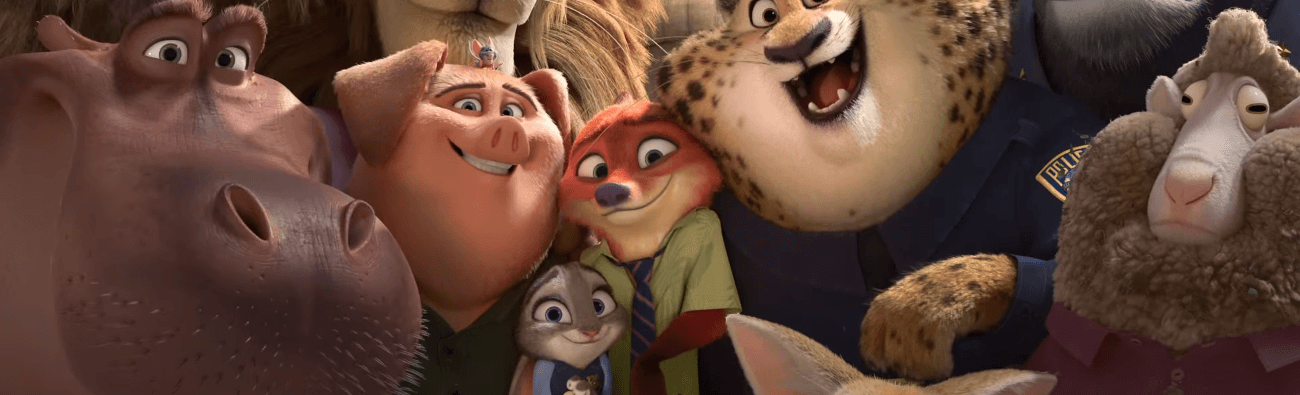 Film: Zootopia feature image